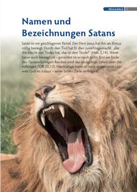 Namen Und Bezeichnungen Satans Daniel Melui Folge Mir