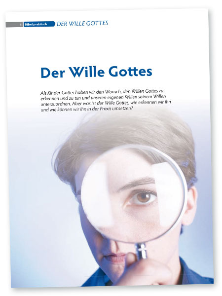 Der Wille Gottes (Bernhard Brockhaus) | Folge mir nach